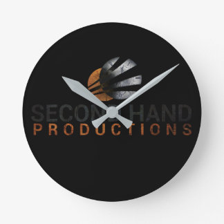 Second Hand Productions Clock