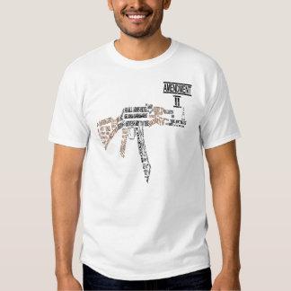 Second II AK-47 Tees