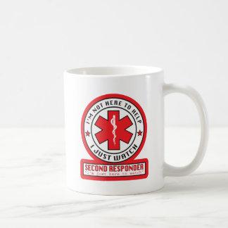 Second Responder Mug