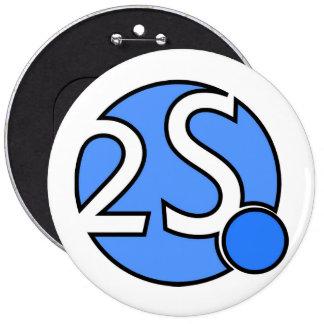 Second Sphere Blue Badge