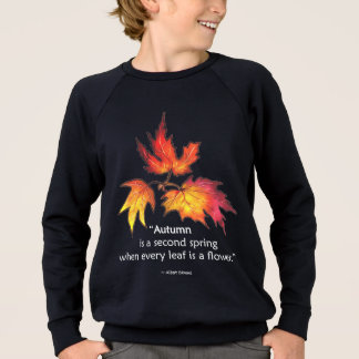 Second Spring Fall Leaves Autumn T-Shirt