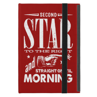 Second Star to the Right iPad Mini Case