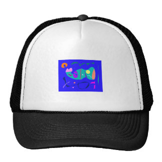 Second Thoughts Change Impressionism Debussy Trucker Hat