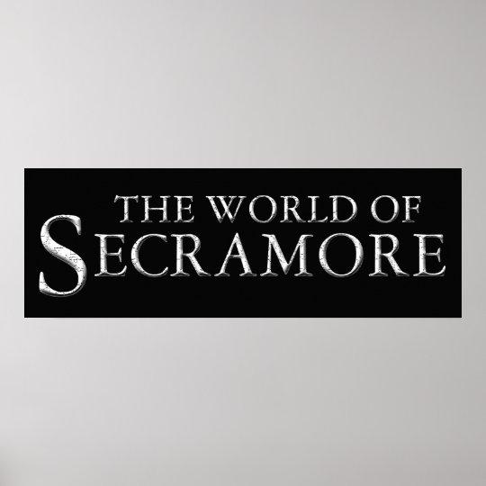 Secramore Banner Poster
