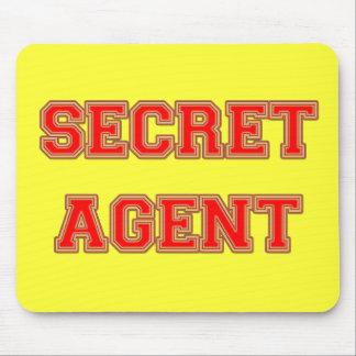 Secret Agent Mouse Pad