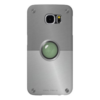 Secret Alien Phone Cover (Galaxy S6) Samsung Galaxy S6 Cases