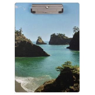 Secret Beach, Boardman State Park, Oregon, USA Clipboards