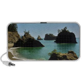 Secret Beach, Boardman State Park, Oregon, USA Laptop Speaker
