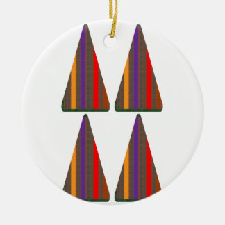 Secret CODE: PYRAMID Triangle Art: LOW PRICE GIFTS Christmas Tree Ornament
