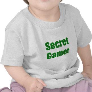 Secret Gamer T Shirt