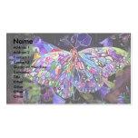 Secret Garden Butterfly Pack Of Standard Business Cards