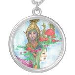 Secret Garden Personalized Necklace