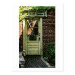 Secret Garden ~ Postcard