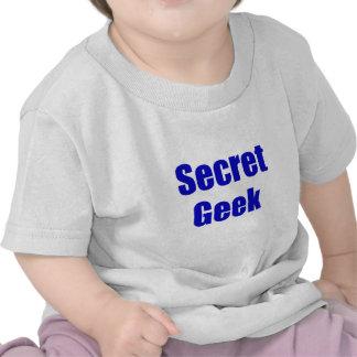 Secret Geek T Shirt