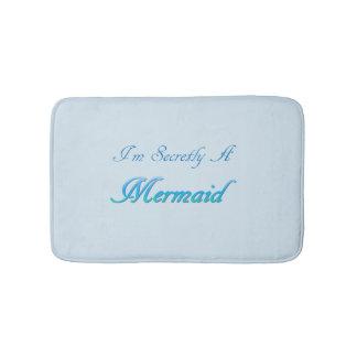 Secret Mermaid Bath Mat