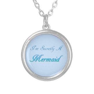 Secret Mermaid Round Necklace