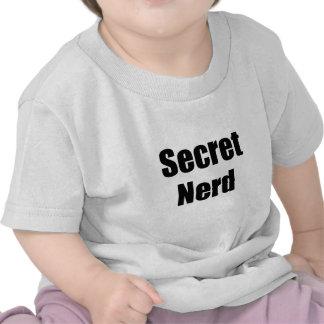 Secret Nerd Tee Shirts