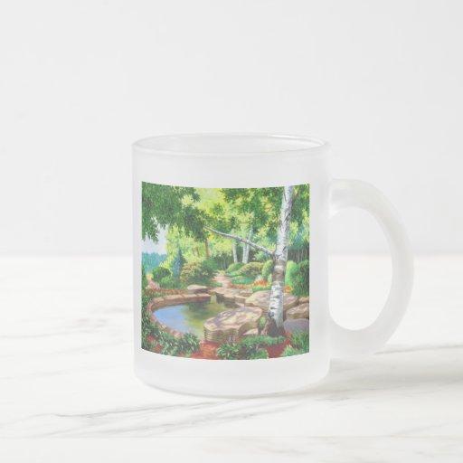 Secret Pond Mugs