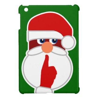 Secret Santa iPad Mini Covers