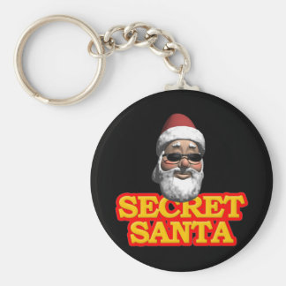 Secret Santa Key Ring