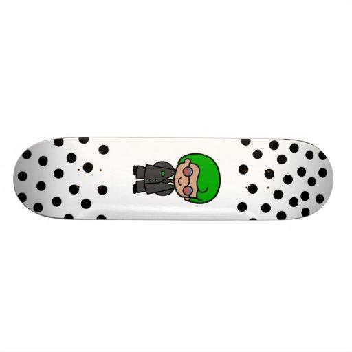 Secret Service Boy Skateboards