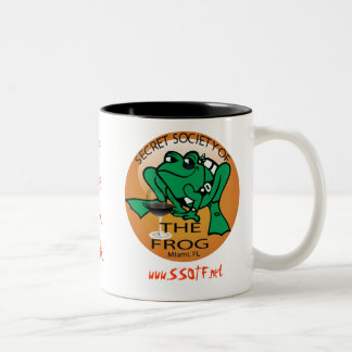 Secret Society of the Frog Coffee Mug