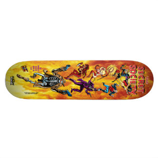 Secret Society Skateboard