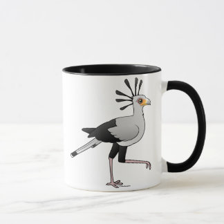 Secretary Bird Mug