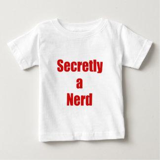 Secretly a Nerd Tshirts
