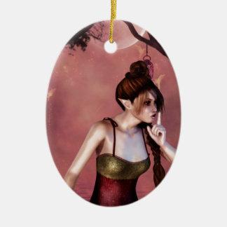 Secrets Christmas Tree Ornaments