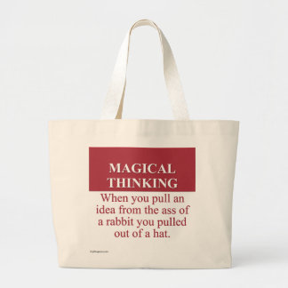 Secrets of Magical Thinking (3) Bags
