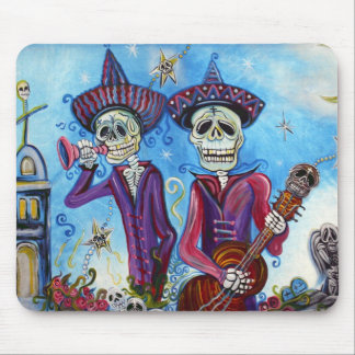 Secrets Of The Mariachi Mouse Pad