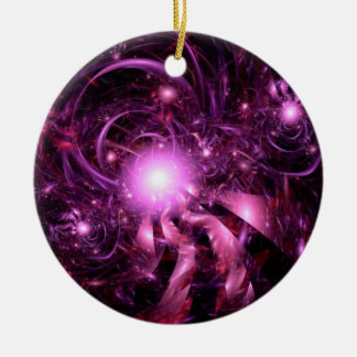 Secrets of the Universe Partially Revealed Christmas Tree Ornament