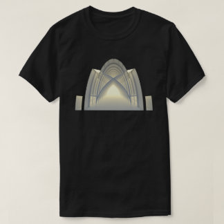 Section Arch 01 Architecture concept art T-Shirt