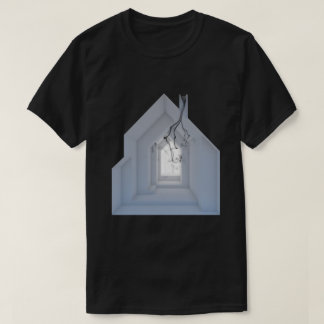 Section Dark smoke 01 Architecture concept art T-Shirt