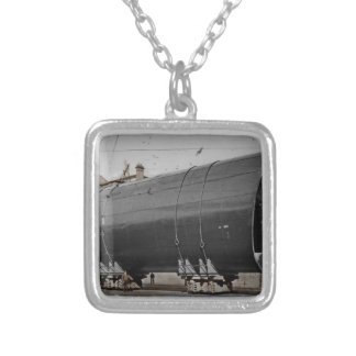 Section of Titanic s Funnel Custom Necklace