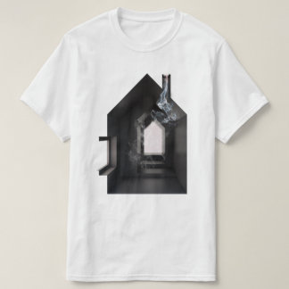 Section Smoke 01 Architecture concept art T-Shirt