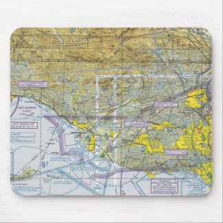 Sectional Chart Mousepad