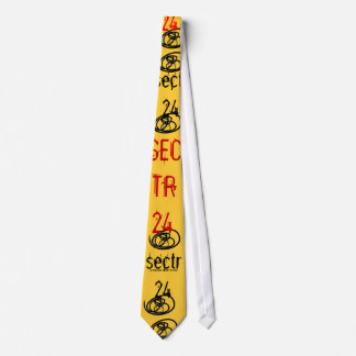 SECTR 24 - Graffiti Tie