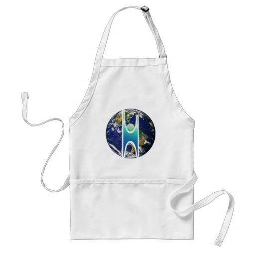 Secular H+ Earth Apron