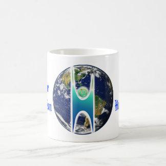 Secular H+ Earth Coffee Mug