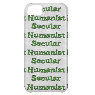 Secular Humanist Cover For iPhone 5C