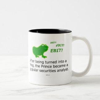 Securities Analyst Two-Tone Coffee Mug