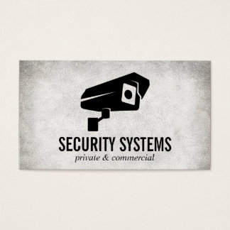 Security Camera (variation) Business Card