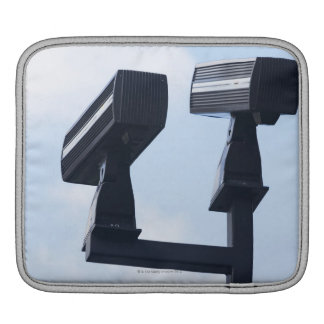 Security cameras iPad sleeve