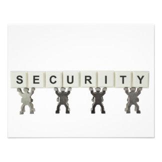 Security Custom Invitation