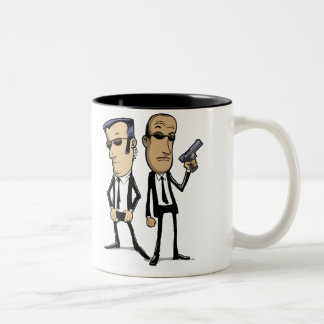 Security Detail Mug