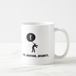 Security Guard Coffee Mug