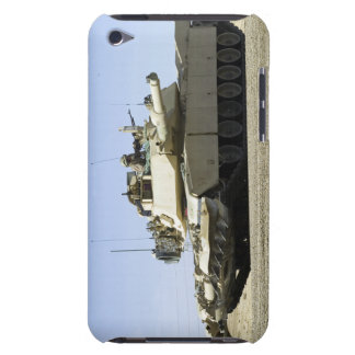 Security in a battle tank iPod Case-Mate case
