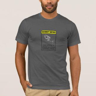 Security Notice T-Shirt